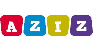 Aziz daycare logo