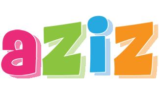 Aziz friday logo