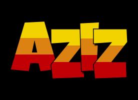 Aziz jungle logo