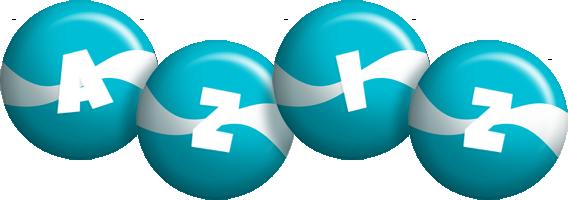 Aziz messi logo