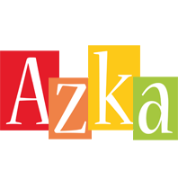 Azka colors logo