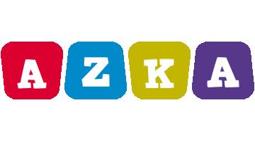 Azka daycare logo