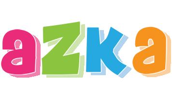 Azka friday logo