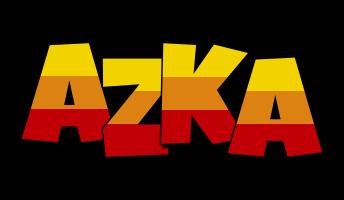 Azka jungle logo