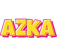 Azka kaboom logo