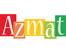 Azmat colors logo