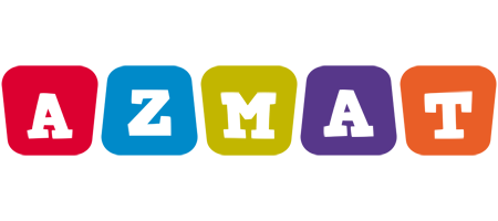 Azmat daycare logo