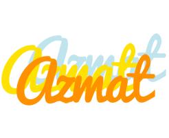 Azmat energy logo