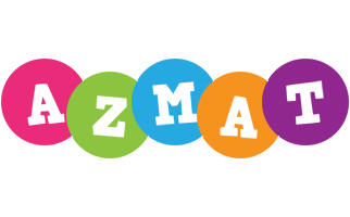 Azmat friends logo