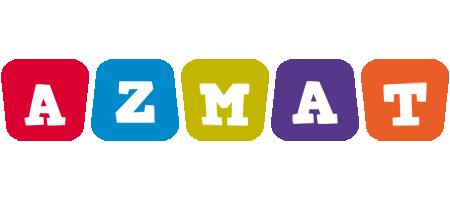 Azmat kiddo logo