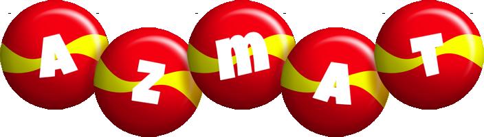 Azmat spain logo