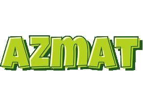 Azmat summer logo