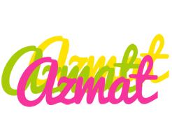 Azmat sweets logo