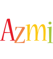 Azmi birthday logo