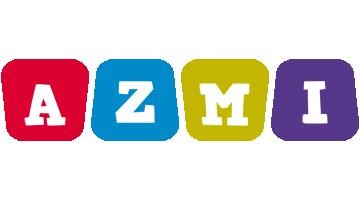 Azmi daycare logo