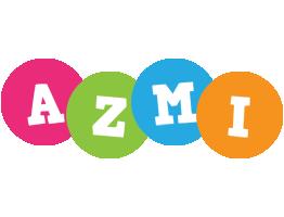 Azmi friends logo