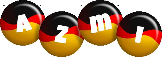 Azmi german logo