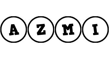 Azmi handy logo
