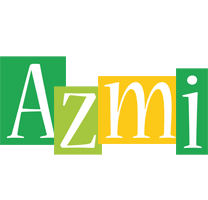 Azmi lemonade logo
