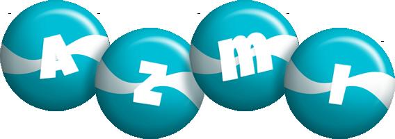 Azmi messi logo