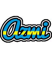 Azmi sweden logo