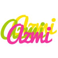 Azmi sweets logo