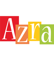 Azra colors logo