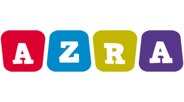 Azra daycare logo