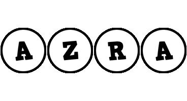 Azra handy logo