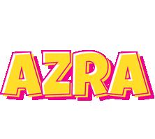 Azra kaboom logo