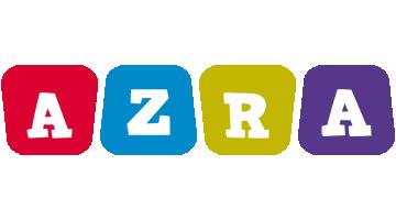 Azra kiddo logo