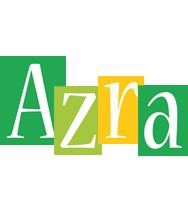 Azra lemonade logo