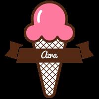 Azra premium logo