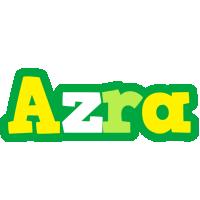 Azra soccer logo