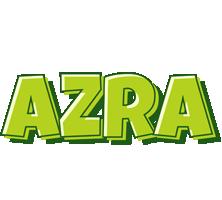 Azra summer logo