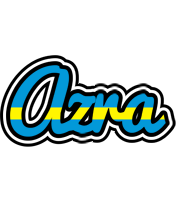 Azra sweden logo