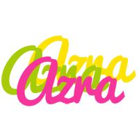 Azra sweets logo