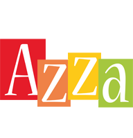 Azza colors logo