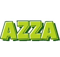 Azza summer logo