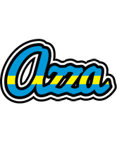 Azza sweden logo