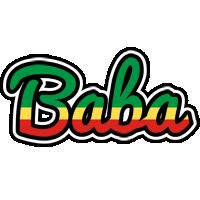 Baba african logo