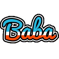 Baba america logo