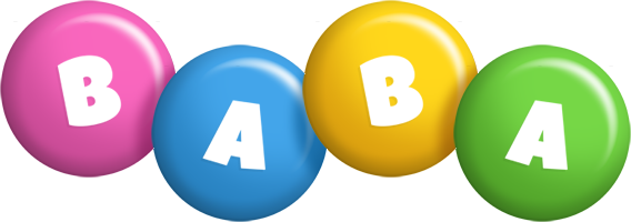 Baba candy logo