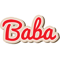 Baba chocolate logo