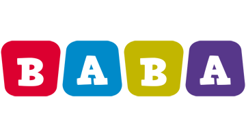 Baba daycare logo