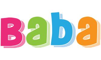 Baba friday logo