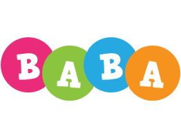 Baba friends logo