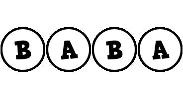 Baba handy logo