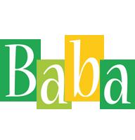 Baba lemonade logo