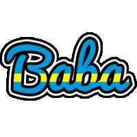 Baba sweden logo